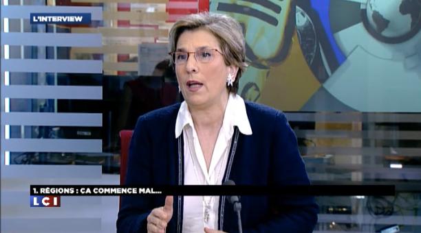 LCI Audrey Crespo-Mara 3 juin 2014