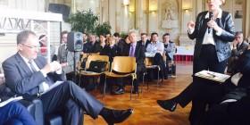 Je participais hier matin à Avignon aux 5èmes Rencontres Nationales du Logement et de Habitat