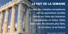 De la Grèce à la France...