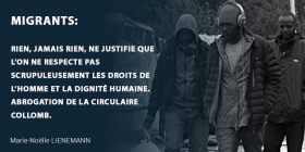 Migrants : abrogation de la circulaire Collomb