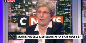 Invitée sur Cnews #LesVoixDeLInfo - jeudi 3 mai 2018