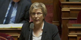 Première soirée de débat sur les ordonnances SNCF au Sénat - 29 mai 2018
