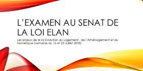 Les enjeux de la Loi ELAN -