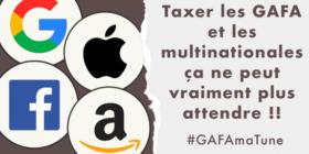 Taxe GAFA: ça ne peut vraiment plus attendre! Le Sénat l'a compris, l'Assemblée nationale ne doit plus faire l'autruche