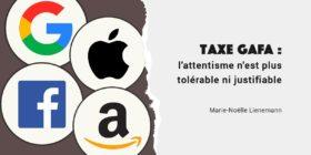 Taxe GAFA : l'attentisme n'est plus tolérable ni justifiable