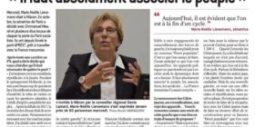 Le Journal de la Saône-et-Loire :