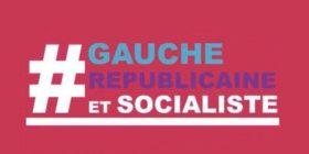 C'est parti, nous avons créé la Gauche Républicaine & Socialiste