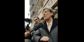 Rencontre et échanges avec Eric Drouet et les Gilets Jaunes devant le Sénat - 9 avril 2019