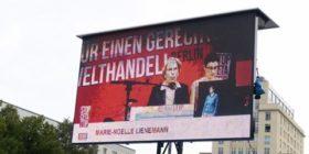 Berlin – manifestation #StopCetaTTIP – samedi 17 septembre 2016