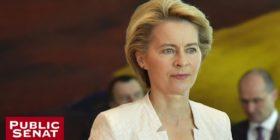 « On change les têtes mais on n'a aucun changement d'orientation politique de l'Union européenne » Public Sénat