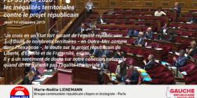 PLFSS pour 2020 : les inégalités territoriales contre le projet républicain - jeudi 14 novembre 2019