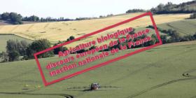 Avenir de l'agriculture biologique - question écrite au gouvernement (lundi 18 mai 2020)