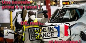 Prime à la casse du projet de plan de relance pour l'automobile - question écrite au Gouvernement (28 mai 2020)