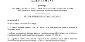 Examen du 3e projet de loi de finances rectificative