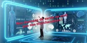 Menaces de fuites à l'étranger des données de santé des Français - Question écrite - 2 juillet 2020