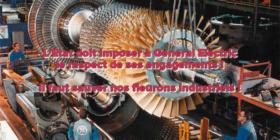 Situation de General Electric, de ses sites et salariés en France - Question écrite au Gouvernement - mardi 1er septembre 2020