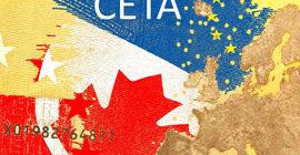 Ratification du CETA - question écrite au gouvernement (2 novembre 2020)